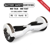 8 inch Two Wheel Self-Balancing Smart Scooter with LED Lights