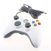 Wired Game Controller for Xbox 360 (OEM Pack)