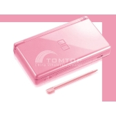 Experience Nintendo DS Lite NDSL Portable Entertainment Console Rose Pink