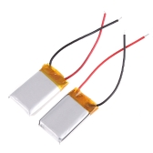 2Pcs 3.7V 240mAh 30C Lipo Battery for Syma S107/S105  RC Helicopter