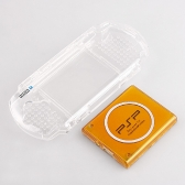 PSP 3000 2000 Li-polymer Charge Battery Pack w/ Crytal Case Kit