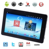 """10.1"""" Flytouch3 16GB Android Tablet PC  2.3 infotmic 210 1GHz WiFi GPS Camera"""