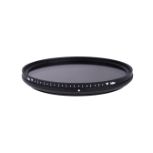 New Slim Fader Variable Adjustable ND2 to ND400 ND Neutral Density Filter 67mm for Camera DSLR