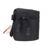 Fly Leaf Lens Case Pouch Bag 9 * 8cm for DSLR Nikon Canon Sony Lenses FY-1