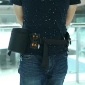 Fly Leaf Lens Case Pouch Bag 13 * 8.5cm for DSLR Nikon Canon Sony Lenses FY-2
