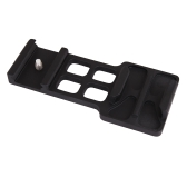 Camera Picatinny Weaver Guide Rail Mount Side for Gopro 1 2 3 3+ 4