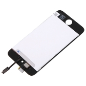 Black Touch Screen LCD Display & Opening Tools for iPod Touch4