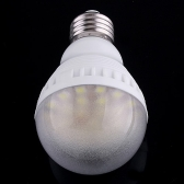 110V Bright E27 400LM 3.5W 25 SMD LED Screw Bulb