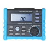 Digital Insulation Tester Meter 50V~1000V 0.01MΩ~10.0GΩ Multimeter