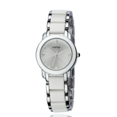 KIMIO Fashion Girls Ladies Female Quartz Bracelet Watch Elegant Design K455L White