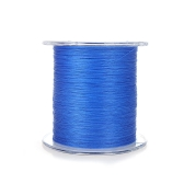300M 50LB 0.26mm Fishing Line Strong Braided 4 Strands Blue