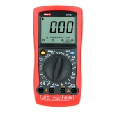 UNI-T UT106 Handheld Manual Range Automotive Multi-Purpose Meters w/ Temperature & Frequency Test