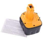12V 2000mAh Ni-CD Rechargeable Power Tool Battery for  Replacement of Dewalt DC9071 DE9037 DE9071 DW9072 DE9075 DE9501