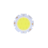 5W Round COB Super Bright LED Chip Light Lamp Bulb White DC15-17V