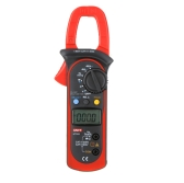 UNI-T UT203 400A AC/DC Auto Range Digital Clamp Multimeter w/Voltage Resistance Frequency Test