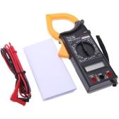 MASTECH M266 Digital Clamp Meter AC/DC Voltage AC Current Resistance  Tester w/Insulation Test