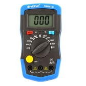DM6013L Handheld Digital Capacitance Meter Capacitor w/ LCD Backlight