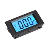LCD DC 100A Digital Display LED Panel Ammeter/ AMP Ampere Meter with 100A/75mV Shunt Resistor
