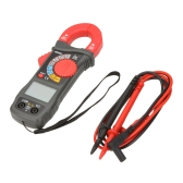 HD HD90A Handheld 600A Digital Clamp Meter Amp Volt Ohmmeter Continuity Tester with Diode Test