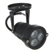 3 * 1W LED White Lawn Light Garden Lamp