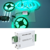 DC 12-24V 12A LED RGB Signal Amplifier for SMD 5050 3528 LED Light Strip