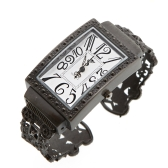 Rectangle Bangle Bracelet Watch