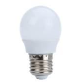 E27 2W LED Bubble Ball Bulb Globe Lamp High Power Energy Saving Light 220V 140LM White