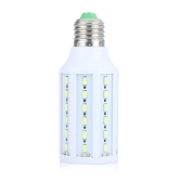 LIXADA 60 5630 SMD LED Corn Bulb Light Lamp E27 2400Lm 360° 15W 110V White Energy-Efficient