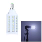 60 5050 SMD LED Corn Bulb Light Lamp E14 1080Lm 360° 10W 220V White Energy-Saving