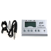 3in1 Digital LCD Automatic Universal Chromatic Tuner Metronome Tone Generator with Mic