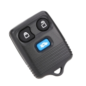 3 Buttons Remote Key Replacement 433MHz for Ford Transit MK6 2000-2006 Connect 2000-2007
