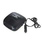 12V 150W Car Auto Vehicle Electronic Fan Heater Heating Windshield Defroster Demister