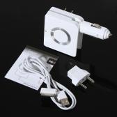 車の充電器と AC アプリ/iPhone/iPod 用アダプター