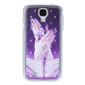 Luxury Hard Case Back Cover with Rhinestone for Samsung Galaxy S4 i9500/i9505