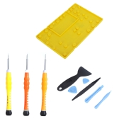 10 in 1 Opening Pry Tools Disassembly Repair Kit Set for Apple iPhone 4 4G
