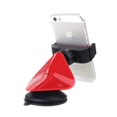 Universal Car Vehicle Mount Holder Bracket Stand Sucker 360 Degree Rotating for Mobile Cell Smartphone iPhone 5 6 Samsung Galaxy 5 I9600 GPS