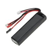 High Quality Transmitter LiPo Battery 11.1V 2200mAh for Futaba JR Walkera Devo7/10 WFLY Transmitter