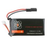 High Quality Upgrade Lipo Battery 11.1V 2500mah 20C for Parrot AR.Drone 2.0 Quadcopter