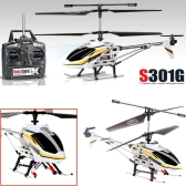 Syma R/C Helicopter S301G Yellow
