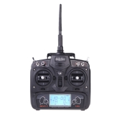 Walkera DEVO 7 2.4G 7CH LCD Screen Radio System Transmitter for RC Helicopter Airplane Model 2