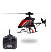 100% Original Walkera MASTER CP Flybarless 6-Axis Gyro 6CH RC Helicopter w/ DEVO 7E Transmitter Model 2 (Walkera MASTER CP,Flybarless Helicopter,DEVO 7E)