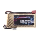 High Power YKS Lipo Battery 11.1V 1300mah 20C MAX 30C T Plug for RC Car Airplane Helicopter Part (Lipo Battery,11.1V 1300mah 20C,RC Lipo Battery JST)