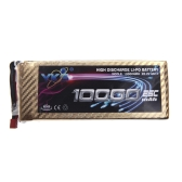 High Power YKS Lipo Battery 22.2V 10000mah 25C MAX 40C T Plug for DJI S1000 RC Car Boat Airplane Multirotor Part (DJI S1000 Battery,22.2V 10000mah,YKS Lipo Battery 22.2V 10000mah)
