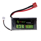 Oriainal Lion Power Lipo Battery 11.1V 1500Mah 40C MAX 60C T Plug for RC Car Airplane Helicopter Part (Lion Power Lipo Battery ;11.1V 1500Mah 40C;RC Lipo battery T Plug)