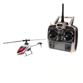 WLtoys V966 Power Star 1 6CH 2.4G 3D Flybarless RC Helicopter