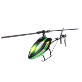 Walkera New V120D02S 2.4G 6 Axis System 6CH 3D BNF Flybarless RC Helicopter Green (Walkera 6CH Helicopter;V120D02S 3D Helicopter;Flybarless Helicopter)