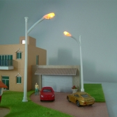 Model Street Lights (Single Head) 1:100