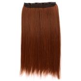 Long straight hair wig