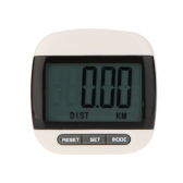 Multi-Function LCD Display Big Screen Step Calorie Counter Walking Motion Tracker Run Distance Sports Pedometer