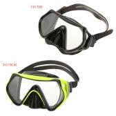 アダルト防曇ダイビング器材調整スイミングゴーグルはマスクメガネ